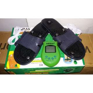 Sunmas Foot Massager sandal Digital Pijat termurah