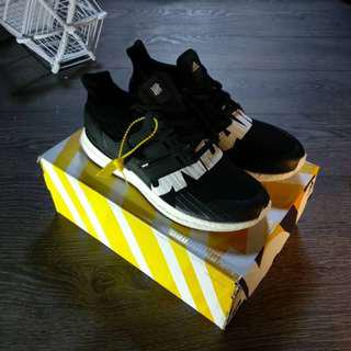 (Best Seller) UNDEFEATED x Adidas Ultra Boost 4.0 Core Black