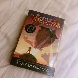 A hero for wondla (the search of wondla #3)