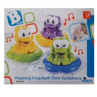 BKids - Floating Frog Bath Time Symphony
