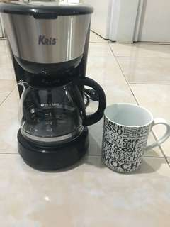 Coffee maker kris 0.75L
