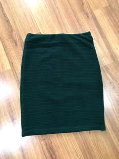 Fitted skirt new look
