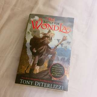 The battle for wondla (the search for wondla #2)