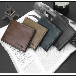 GV Baellerry Original Vintage D1301 Men's PU Leather Wallet