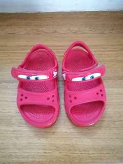 Crocs Lightning McQueen Sandal