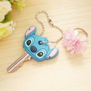 Stitch 2 in 1 keychain