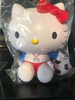 Hello Kitty pop corn container - Taiwan limited edition