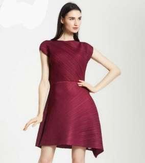 🚚 褶皺連衣裙