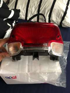 Rxz Tail Light