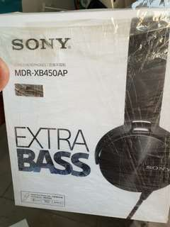 Sony MDR-XB450AP EXTRA BASS