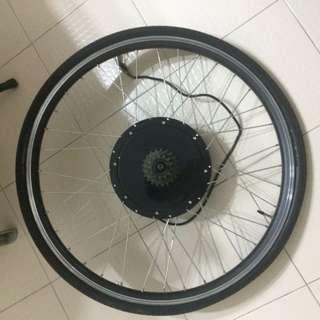 700c eBike Hub Motor Wheel
