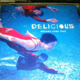 CD Dreams Come True Delicious JPop