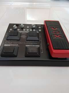 Loop pedal, Vox Dynamic Looper