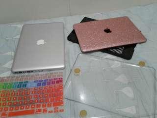 macbook core 2 duo 13.3 inch  aluminum mid 2008