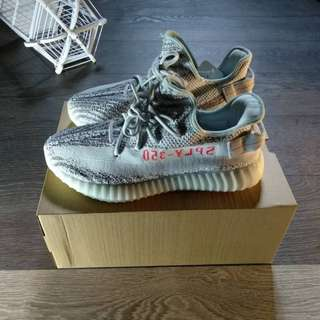 (Limited) Adidas Yeezy Boost V2 Blue Tint