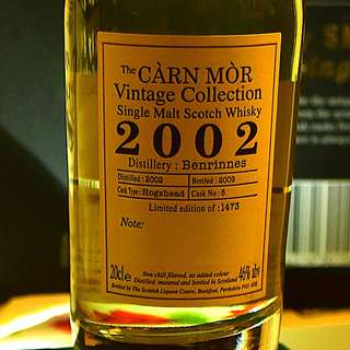 「清酒櫃」Benrinnes 2002 The Carn Mor Vintage Edition Single Malt Scotch Whisky