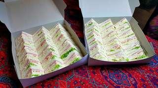 Sandwich in a Box