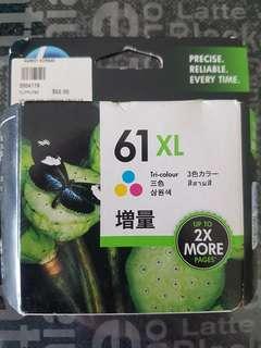 HP Printer Ink 61XL