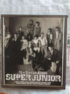 Super Junior 2nd Album