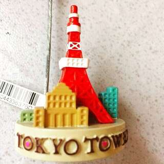 Tokyo Tower - Photo / Memo / Card Holder