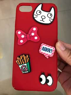 Preloved Iphone 7 case