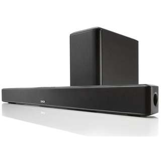 DENON DHT-S514 Theater Soundbar System with HDMI, Bluetooth Streaming and Wireless Subwoofer