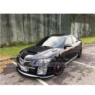 2007年-馬自達-馬3 (車況優.年輕熱愛) 買車不是夢想.輕鬆低月付.歡迎加LINE.電(店)洽