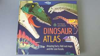 BN Lonely Planet Kids Dinosaur Atlas