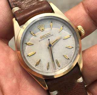 (Rare!) Vintage Rolex Oyster Perpetual (Cal. 1030)