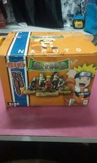 Naruto Gashapon Set of 6