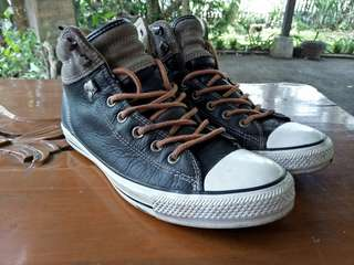 Converse hicker leather