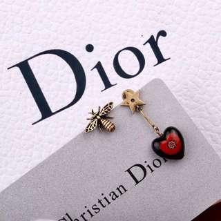 Dior 耳釘