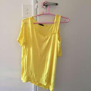 Dotti Yellow top