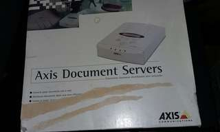 Axis Document Servers