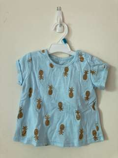 Brand New Cotton On Baby Top