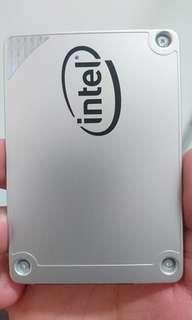 🚚 Intel SSD 540s 480GB