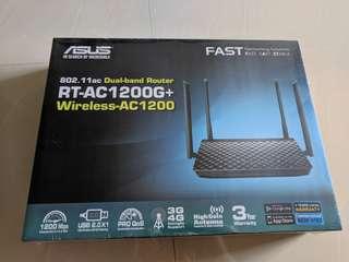 Asus RT-AC 1200G+ Gigabit router