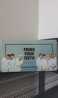 VT X BTS THINK YOUR TEETH JUMBO KIT (Black)