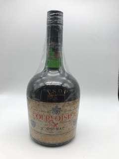 洋酒白字拿破崙檸蓋70cl(60年代)