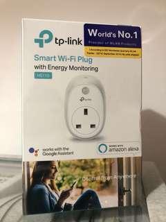 TP-Link smart Wu-fi plug 智能家居 smarthome