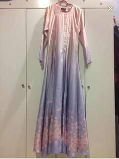 Rose serenity dress leeyanrahman