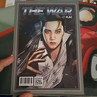 [WTS] KAI THE WAR OFFICIAL PC