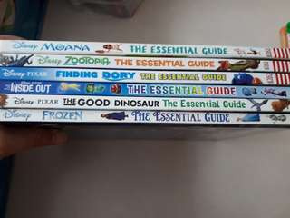 Preloved Disney Movie Essential Guide