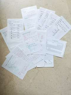 Secondary 1 Chemistry and Biology Notes