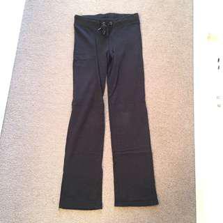 Black sports pants