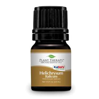Plant Therapy Helichrysum Italicum Essential Oil 2.5 mL
