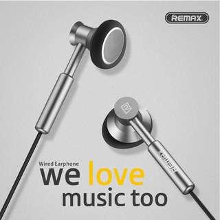 Remax RM-305M In-Ear Earpiece Headset Earphone