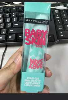 Maybelline Baby Skin Poreless