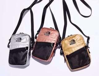 Supreme TN Metallic Shoulder Bag