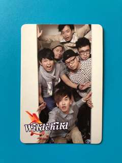 (包郵) 野仔 Yes卡 / Wildchild Yes Card